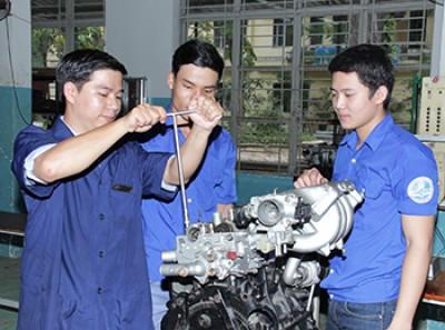 기계 자동차 학과