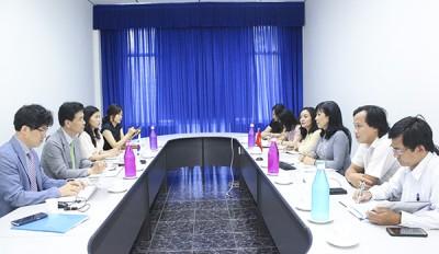 투득기술대학교에서  기술전공을 하는  학생을 위한  한국 유학 기회