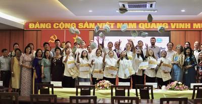 프랑스 빵 프로젝트 2기, 3기 졸업식